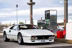 a The Ferrari 288 GTO