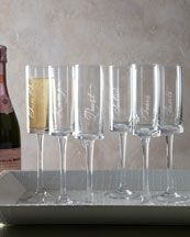 Cute for NYE centerpiece with candle votives