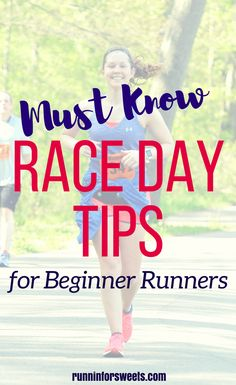 Check out these awesome running race day tips to have your best race day ever! When race day is tomorrow, … Running Plan, Running Race, Running Humor, How To Start Running, Running Tips, How To Run Faster, Running Shirts, Marathon Training For Beginners, Running For Beginners