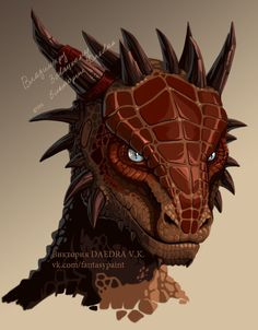 Argonian_commission by VictoriaDAEDRA.deviantart.com on @deviantART