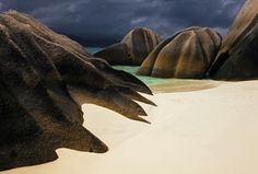Michael Anderson Rock Sand and Storm Seychelles