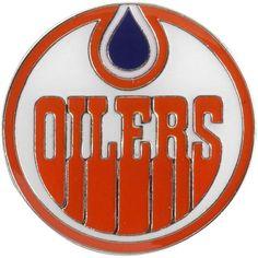 Edmonton Oilers Vintage Logo Pin - $6.99 Logo Outline, Connor Mcdavid, Edmonton Oilers, Pin Logo, Nhl, Hockey, Sports, Vintage Logos, Alberta Canada