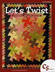 Twister quilt - I'm making this one now,,.