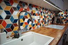 Kuchyňa Stupava - MMOSAICS Sink, Retro, Kitchen, Home Decor, Sink Tops, Vessel Sink, Cooking, Decoration Home, Room Decor
