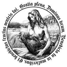 [NSFW] Ilustraciones que encarnan una sexualidad diabólica - Creators
