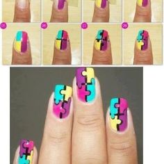 Pretty Nails with Gold Details nails ideas nails design Manicure Ideas featured  | See more nail designs at http://www.nailsss.com/nail-styles-2014/2/