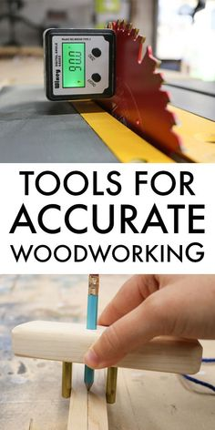 Favorite Measuring Tools Best tools for accurate measuring. The post My Favorite Measuring Tools appeared first on Woodworking Diy. Awesome Woodworking Ideas, Woodworking Patterns, Woodworking Techniques, Woodworking Furniture, Wood Furniture, Woodworking Workshop, Fine Woodworking, Woodworking Crafts, Woodworking Classes