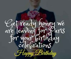 Romantic Birthday Wishes for Wife: Wife is a gift that is precious and must be given respect. Here we go with Romantic Birthday Wishes for Wife. Birthday Message For Husband, Birthday Wishes For Wife, Romantic Birthday Wishes, Happy Birthday Dog, Good Birthday Presents, Birthday Messages, Mom Birthday Gift, Birthday Quotes, Niece Quotes