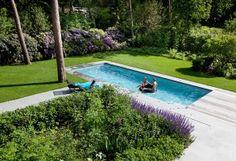 Zwembad in bostuin: droom of buurtinitiatief?