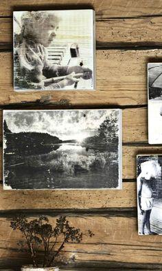 Milk And Honey, Decoupage, Diy And Crafts, Polaroid Film, Rustic, Photography, Decor, Tips, Photos