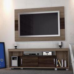 Este móvel nos tons de madeira, deixará seu ambiente muito arrojado, e com mais requinte. <3     #decoração #design #madeiramadeira