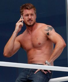 Eric Dane...COULD THIS BE CHRISTIAN GREY FOR THE MOVIE?