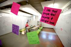 Stanford d.school Huddle Rooms