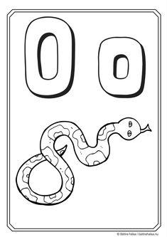 Från A till Ö – färglägg hela alfabetet! Målarbilder för barn som håller på att lära sig läsa ABC – Bättre hälsa Winter Activities For Kids, Printable Activities For Kids, Spring Activities, Insect Crafts, Bee Crafts, Toddler Preschool, Preschool Activities, Puzzles For Toddlers, Kids Inspire