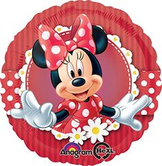 Anagram International Mad About Minnie Foil Balloon Pack Multicolor *** Continue to the product at the image link. (This is an affiliate link)