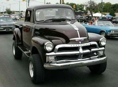 pick ups trucks Ford Trucks, 54 Chevy Truck, Chevy 4x4, Chevy Pickups, 4x4 Trucks, Chevrolet Trucks, Diesel Trucks, Custom Trucks, Lifted Trucks