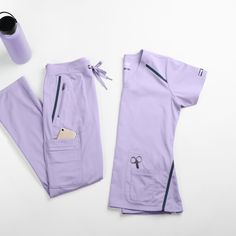 2c3b337ff69 Grey's Anatomy Impact Elevate 3 Pocket Scrub Top and Pants #scrubs #nurse  #ScrubSet