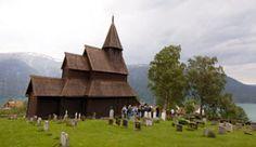 Die älteste Stabkirche Norwegens ist die Stabkirche von Urnes - Foto: Terje Rakke/Nordic Life AS/Fjord Norway