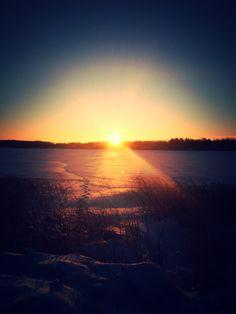 Hibbing, MN : Winter 2013
