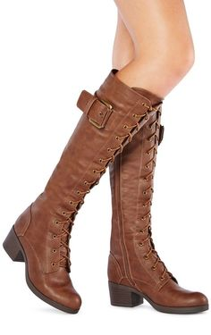 @Stylist- I would LOVE to see boots in a stitch fix shipment. Especially boots that have buckles and laces.