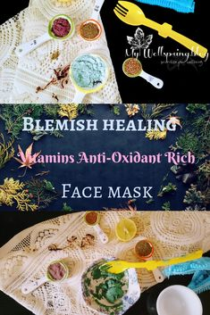 Blemish Healing, Skin Brightening Face Mask – Acne, Open pores and Blackheads - Beauty Spring Face Scrub Homemade, Homemade Face Masks, Homemade Skin Care, Lemon Body Scrubs, Baking Soda Face Scrub, Mask For Oily Skin, Blackhead Mask, Skin Care Routine 30s, New Skin