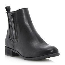 PRUNELLA - Side Gusset Chelsea Boot