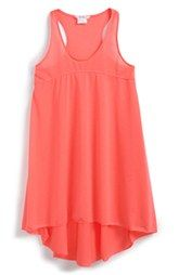 Jessica Simpson Sleeveless Cover-Up (Big Girls)