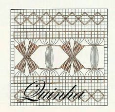 Hardanger Embroidery, Embroidery Art, Embroidery Stitches, Embroidery Designs, Drawn Thread, Thread Work, Bobbin Lace, Cutwork, Sewing Tutorials