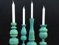 redesigned candlesticks