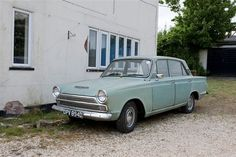 Ford Cortina Mk 1 Old Fashioned Cars, Mk 1, 1960s, Classic Cars, Auction, Ford, Passion, Memories, Vintage