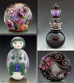 Glass Beads Daily: Glass Bead Artisan Lydia Muell 12.28.14
