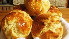 Petites Brioches au Lait - Page 2 sur 2 - Tasties Foods Bon Dessert, Cake Factory, Croissants, Beignets, Yams, Raisin, Buffet, Breakfast Recipes, Sandwiches