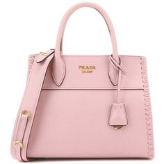 Prada Saffiano Leather Tote ($2,810) ❤ liked on Polyvore featuring bags, handbags, tote bags, pink, pink tote bags, prada, pink tote, pink handbags and tote purses