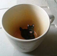 Sottish Terrier SCOTTY Dog Spademan Art Collector Mug