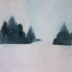 Shop Nature Paintings created by thousands of emerging artists from around the world. Buy original art worry free with our 7 day money back guarantee. Winter Painting, Love Painting, Painting & Drawing, Painting Prints, Snow Art, Inspirational Artwork, Japanese Painting, Nature Paintings, Pictures To Draw