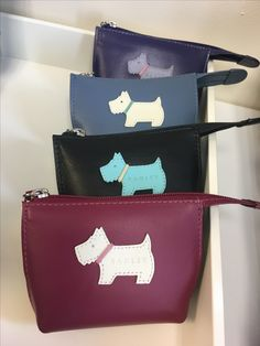 Super cute little coin purses from Radley, available in store. 30 Armentieres Square, Stalybridge, SK15 2BR