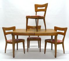 Heywood-Wakefield Dog Bone Chairs
