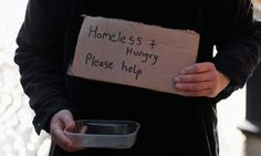 It's not wrong to give to homeless people – it's human  Giving your spare change to a homeless person can provide a fleeting escape for those in miserable circumstances