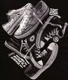 80 Other Bands With Official Sneakers CONVERSE Kurt Cobain – Stereogum