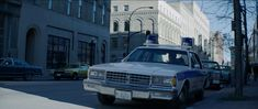 """1981 Chevrolet Caprice Classic as featured in """"A Dog's Purpose"""" # vintage A Dogs Purpose, Old Police Cars, Caprice Classic, Chevrolet Caprice, Chicago City, Car Brands, Drama Movies, Car Ins, Chevy"""