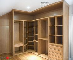 clos Wardrobe Design Bedroom, Master Bedroom Closet, Bedroom Wardrobe, Wardrobe Closet, Small Room Bedroom, Wardrobe Door Designs, Closet Designs, Walk In Closet Design, Bedroom Cupboard Designs