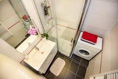 Malá koupelna 3,3 m2- návrh - - Koupelna