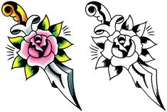 The 27 Best Simple Tattoo Stencils Images On Pinterest Draw