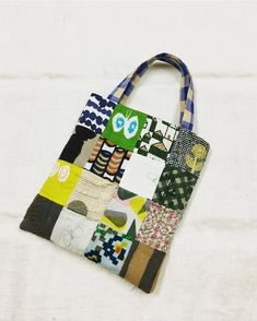 Patchwork Patterns, Patchwork Bags, Diy Tote Bag, Reusable Tote Bags, Happy Day, Purses And Bags, Quilts, Sewing Ideas, Crafting
