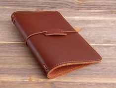 Items similar to Large size. Genuine Leather Cover for Moleskine Journal . on Etsy Leather Notepad, Journal Covers, Leather Cover, Travelers Notebook, Moleskine, Cow Leather, Zip Around Wallet, Pouch, Brown