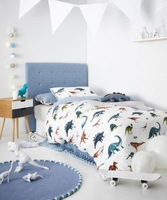 10 Cute & Colourful Theme Ideas for Kids Bedrooms