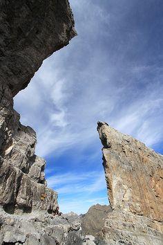 La Brecha de Rolando, Ordesa y Monte Perdido, Pirineos  Spain