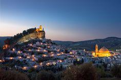 Montefrío, Granada, Andalucia - Spain