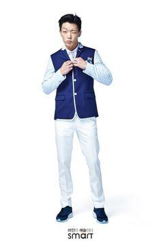#Bobby #iKON Smart Uniform