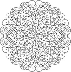 Creative Haven Paisley Mandalas Coloring Book Welcome To Dover Publications